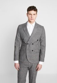 Shelby & Sons - KIRKHAM SUIT DOUBLE BREASTED  - Suit - grey - 2