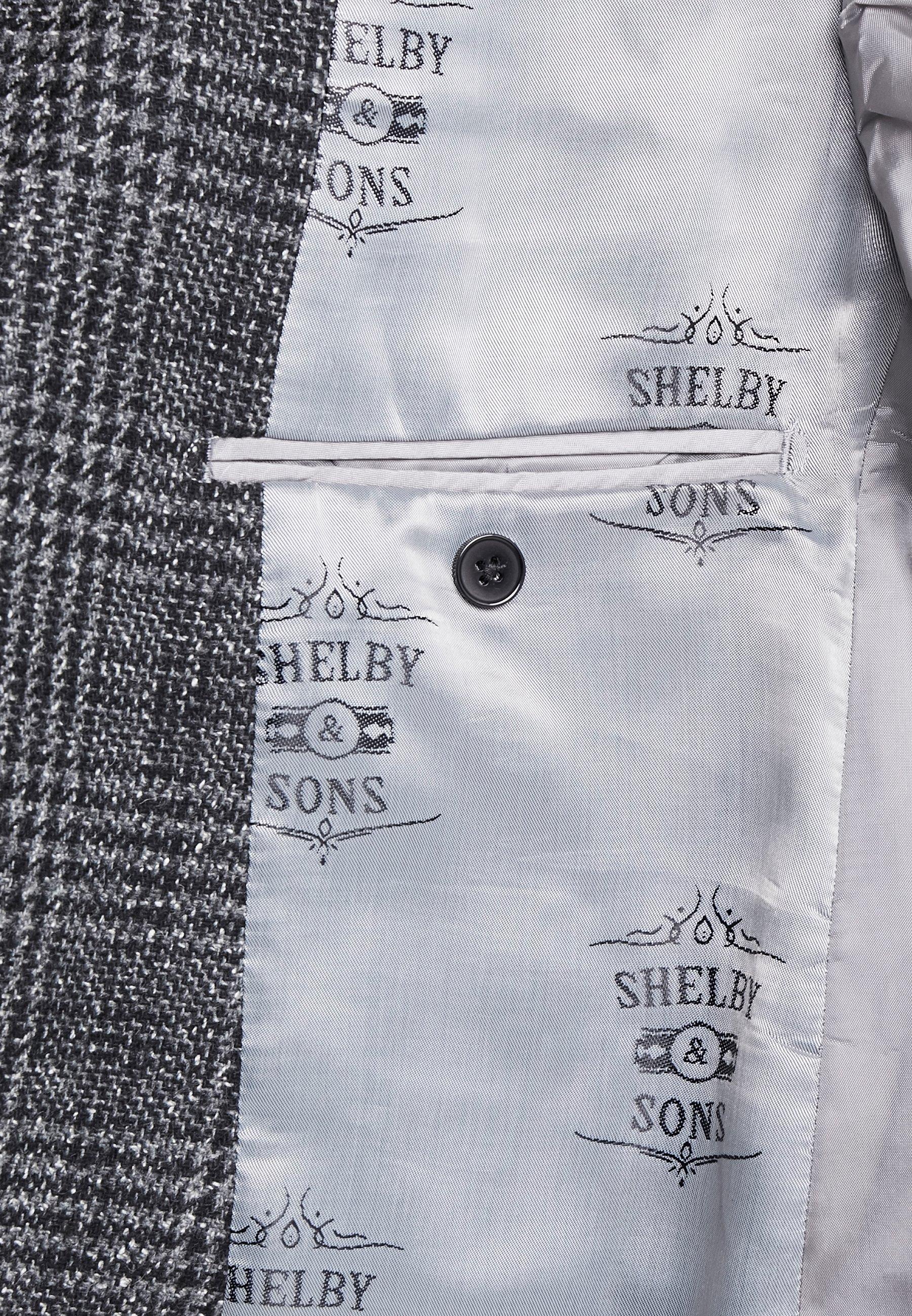 Shelby & Sons LOWESTOFT SUIT - Garnitur - charcoal