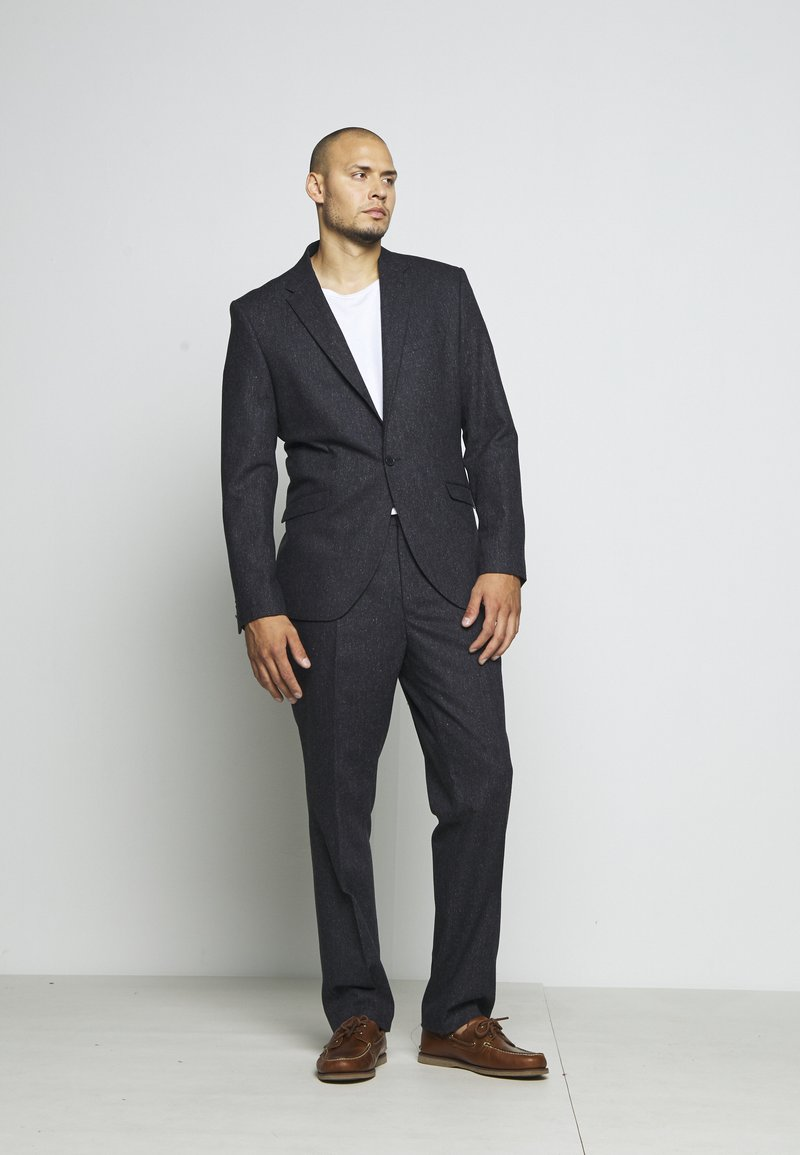 Shelby & Sons - CRANBROOK SUIT PLUS - Garnitur - navy
