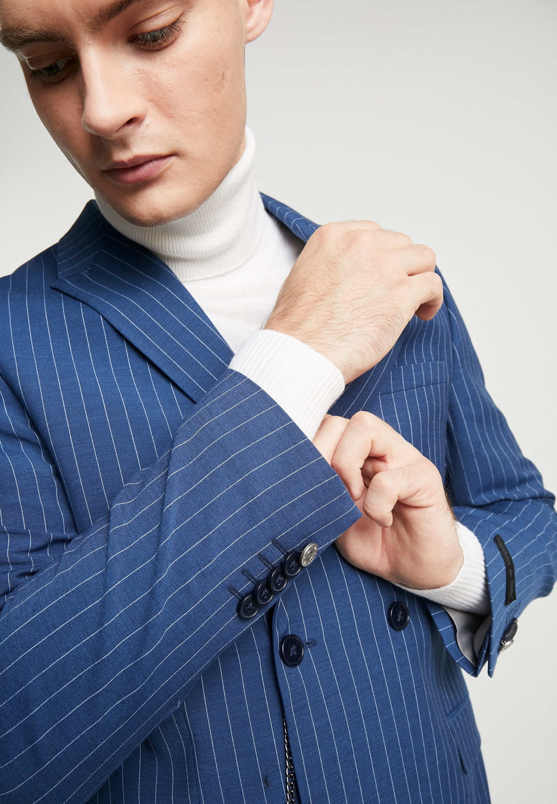Shelby & Sons Hadleigh Suit - Costume Navy