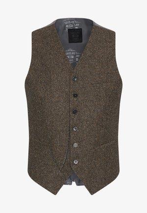 BARAH WAISTCOAT - Vest - brown