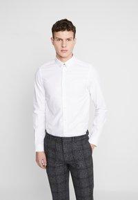 Shelby & Sons - FORDWICH SHIRT - Koszula biznesowa - white - 0