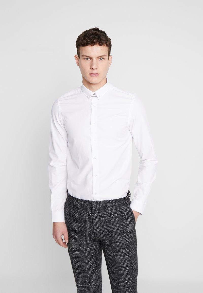 Shelby & Sons - FORDWICH SHIRT - Koszula biznesowa - white