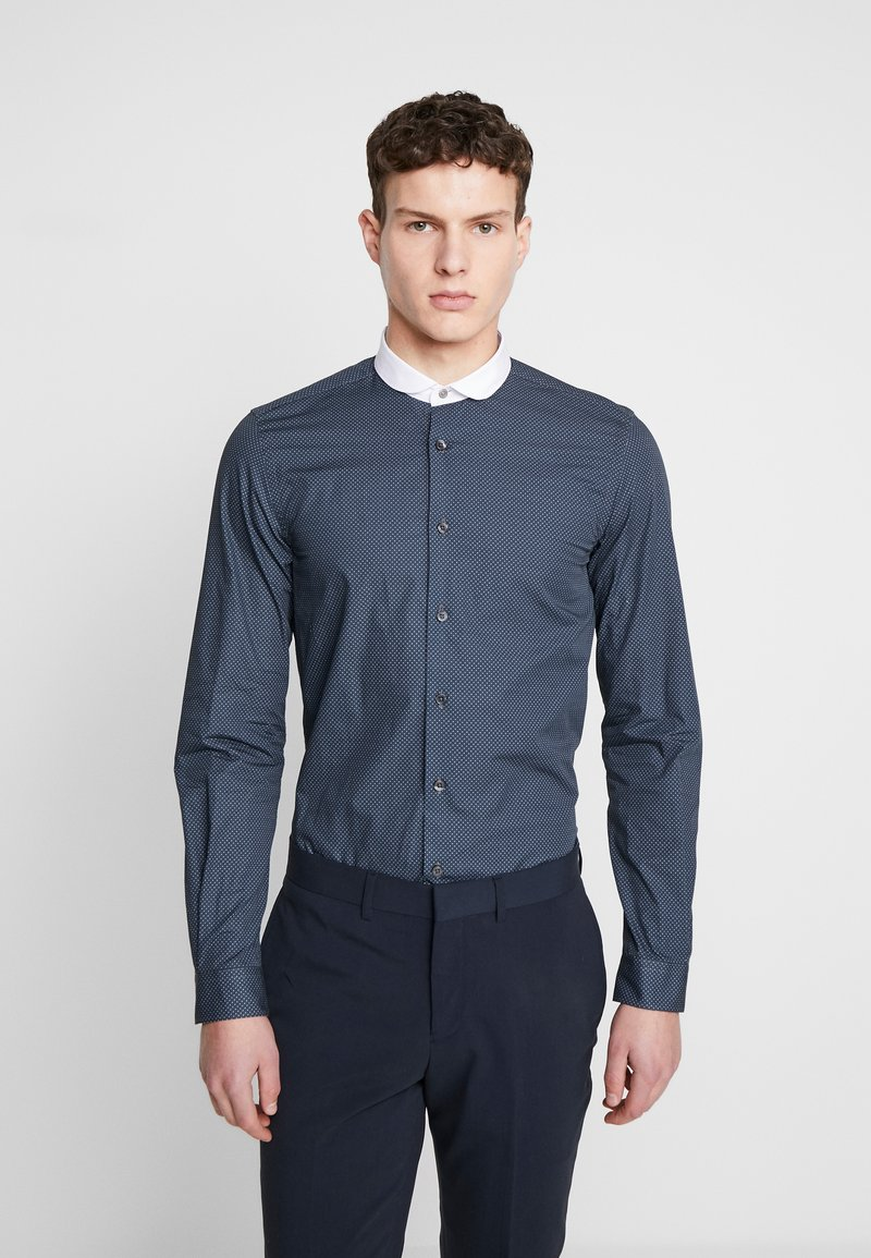 Shelby & Sons - GOOLE SHIRT - Camicia elegante - navy
