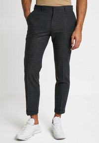 Shelby & Sons - THIRSK  - Pantalon de costume - charcoal - 0