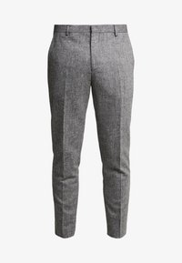 Shelby & Sons - TAPERED TROUSER - Kalhoty - grey - 3