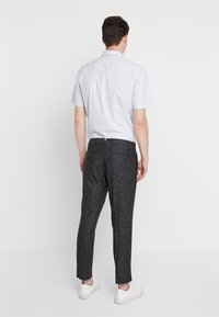 Shelby & Sons - GIB TAPERED - Kalhoty - charcoal - 2