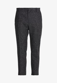 Shelby & Sons - GIB TAPERED - Bukse - charcoal - 3