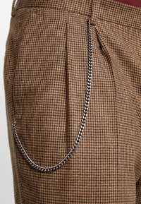 Shelby & Sons - TURN-UP  - Pantaloni - brown - 5