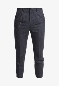 Shelby & Sons - BRIGG TROUSER - Trousers - navy - 3
