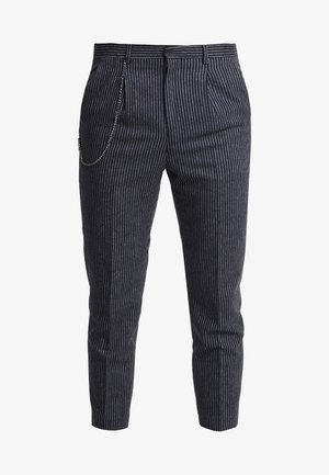 BRIGG TROUSER - Trousers - navy