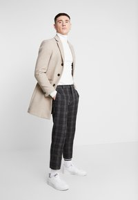 Shelby & Sons - TOTTON TROUSER - Broek - grey - 1