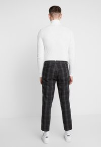 Shelby & Sons - TOTTON TROUSER - Broek - grey - 2
