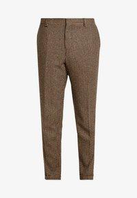 Shelby & Sons - KNIGHTON TROUSER - Pantaloni - brown - 4