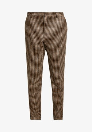 KNIGHTON TROUSER - Trousers - brown