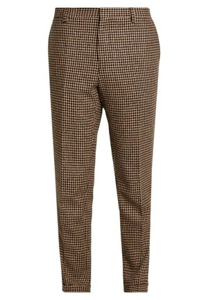 KNIGHTON TROUSER - Tygbyxor - brown