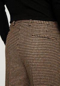 Shelby & Sons - KNIGHTON TROUSER - Pantaloni - brown - 5