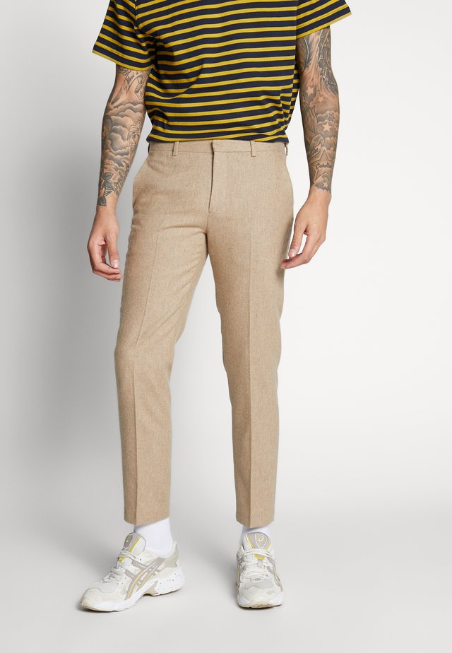 BEMBRIDGE TROUSER - Trousers - camel