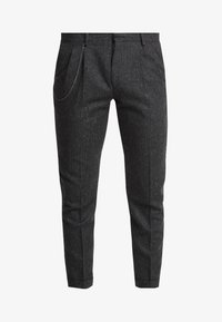 Shelby & Sons - SIDCUP TROUSER - Pantaloni - charcoal - 3