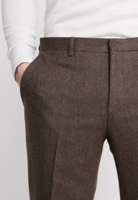 Shelby & Sons - BEMBRIDGE  - Broek - brown - 3