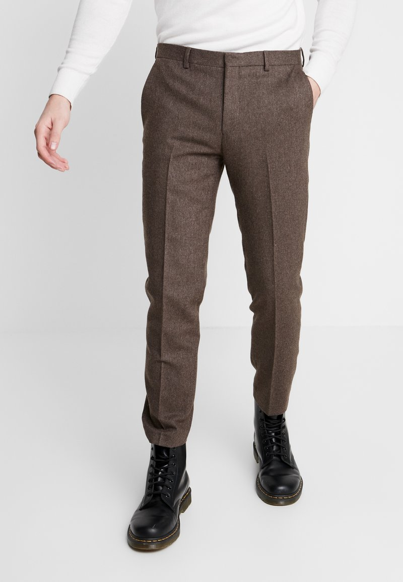 Shelby & Sons - BEMBRIDGE  - Broek - brown
