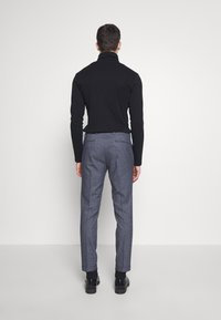 Shelby & Sons - AMBROSE TROUSER - Trousers - navy - 2