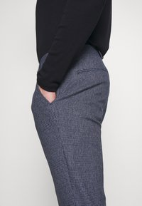 Shelby & Sons - AMBROSE TROUSER - Trousers - navy - 3