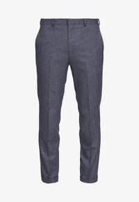 Shelby & Sons - AMBROSE TROUSER - Trousers - navy - 5