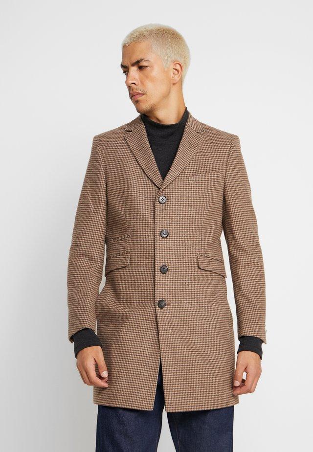 FUTURA COAT - Wollmantel/klassischer Mantel - brown