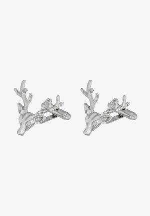 FRANCIS - Cufflinks - silver-coloured