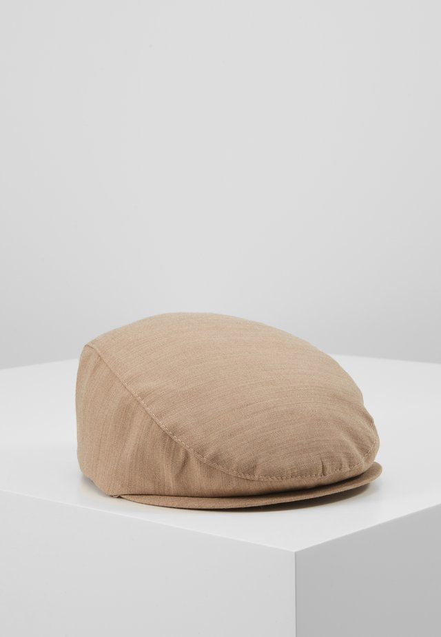 OSTA FLAT - Hatt - brown