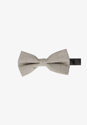 OSTA BOW - Bow tie - grey