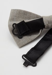 Shelby & Sons - OSTA BOW - Bow tie - grey - 3