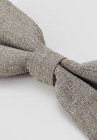 Shelby & Sons - OSTA BOW - Bow tie - grey - 2