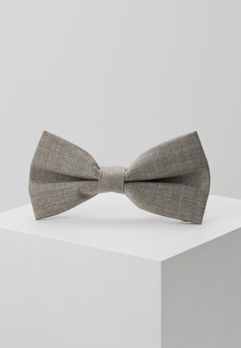 Shelby & Sons - OSTA BOW - Bow tie - grey