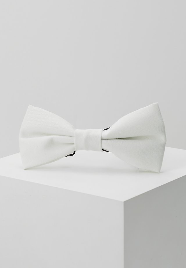 GOTH BOW - Papillon - white
