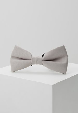 GOTH BOW - Fliege - light grey