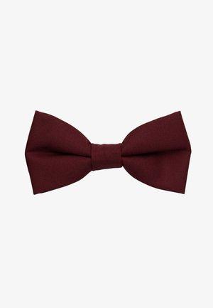 GOTH BOW - Bow tie - wine