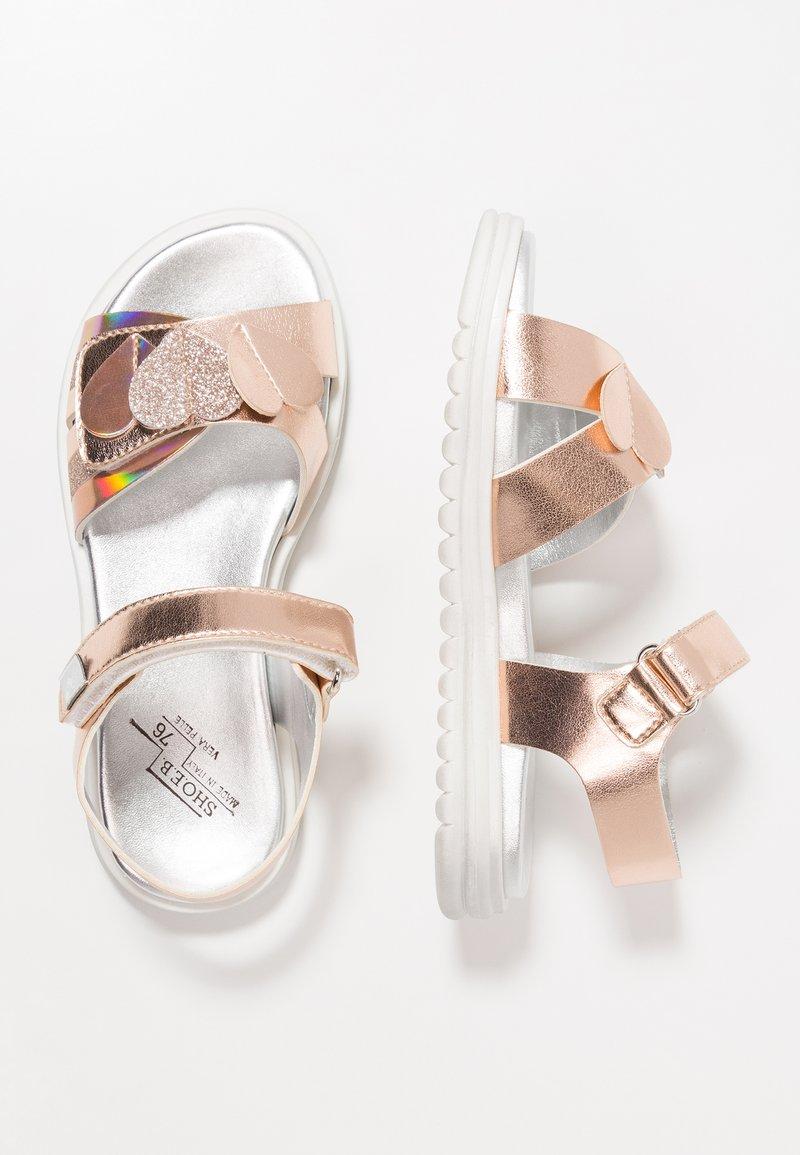 shoeb76 - Sandals - rose gold