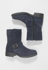 shoeb76 - Classic ankle boots - navy - 0