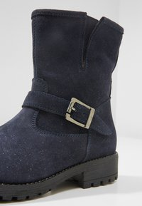 shoeb76 - Classic ankle boots - navy - 2