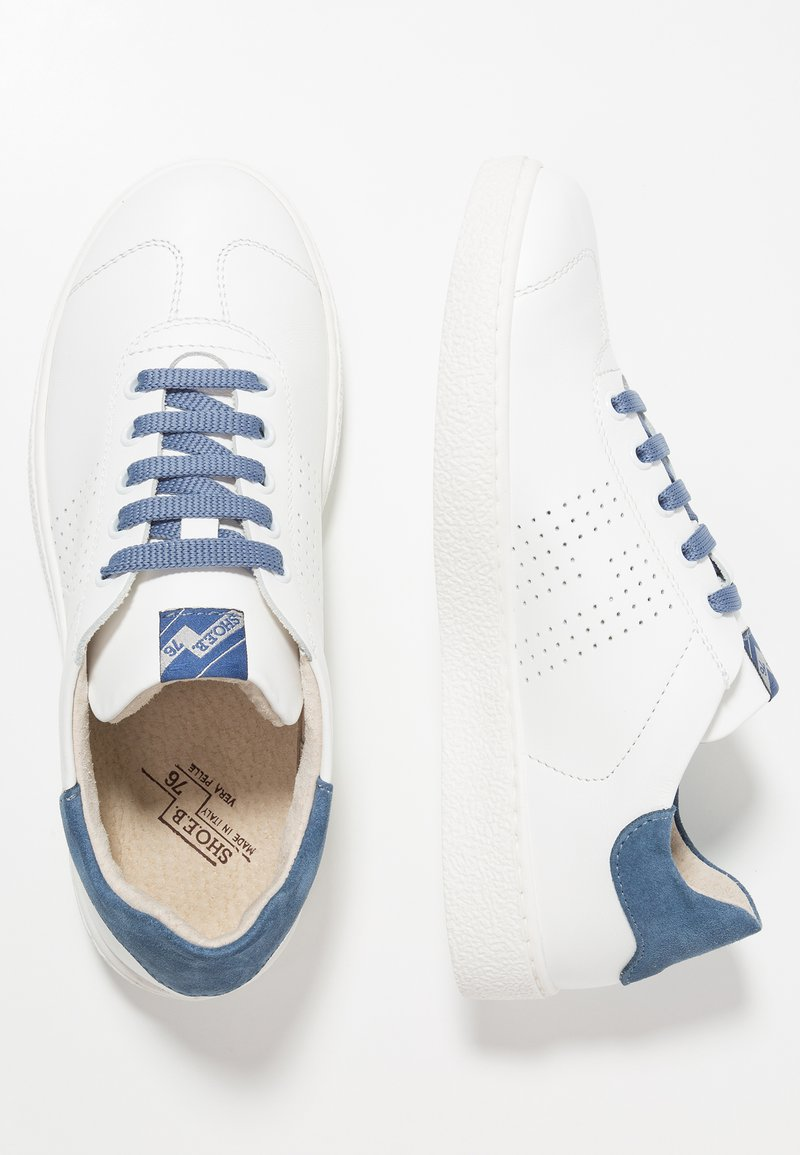 shoeb76 - Trainers - white/blue
