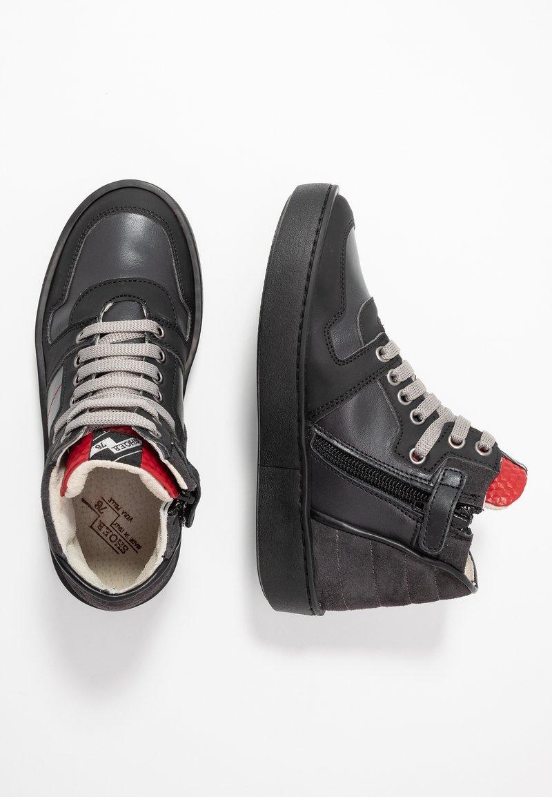 shoeb76 - High-top trainers - grey