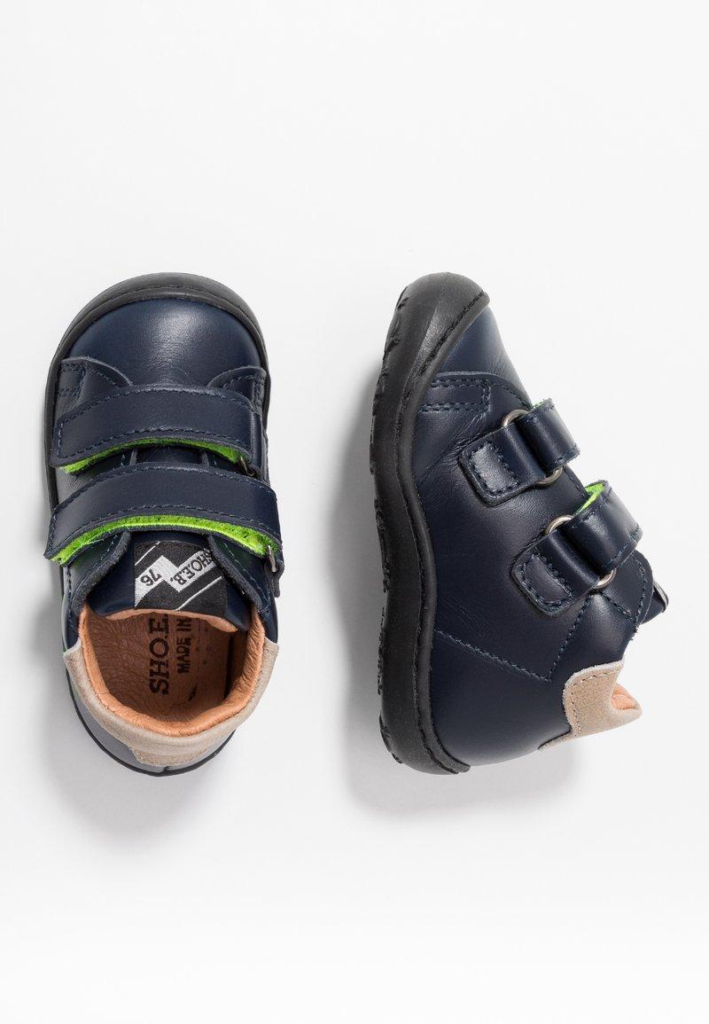 shoeb76 - Baby shoes - blu scuro