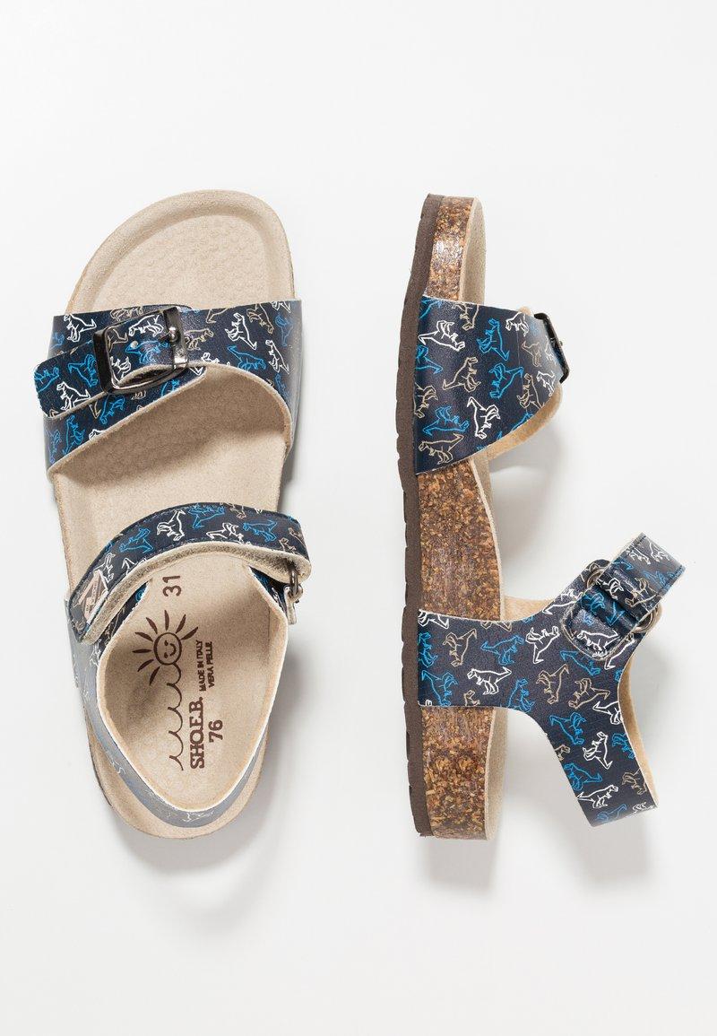 shoeb76 - Sandals - blue