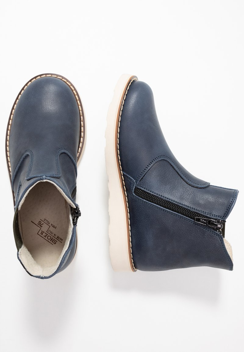 shoeb76 - Botki - dark blue