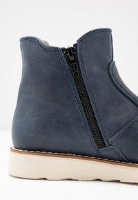 shoeb76 - Classic ankle boots - dark blue - 2