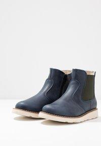 shoeb76 - Classic ankle boots - dark blue - 3
