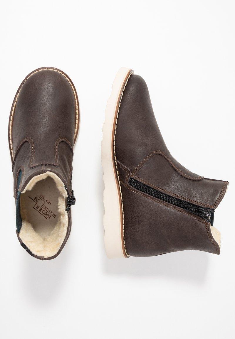 shoeb76 - Classic ankle boots - testa di moro