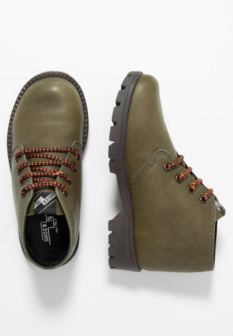 shoeb76 - Lace-up ankle boots - kaki